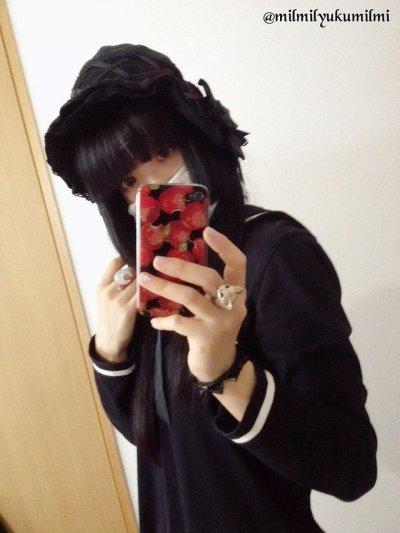 【素人画像】黒髪の美少女が色んなコスプレでエロ写メをうpしてくれたんだが・・ww | 素人エロ画像-女神ちゃんねる 表紙