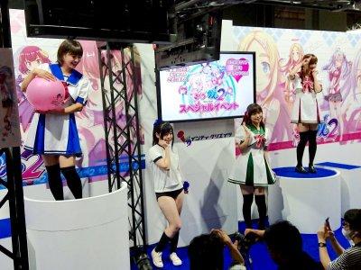 東京ゲームショウ(TGS)内コスプレイヤーのパンチラ見放題コーナーはコチラwww※記事の最後に動画あり | 素人エロ画像-女神ちゃんねる 表紙