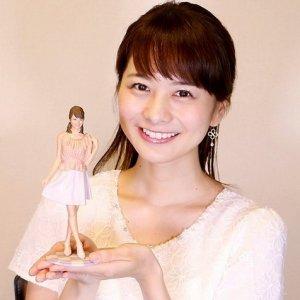 14万円で販売される美人女子アナのフィギュアをご覧くださいwwwwww
