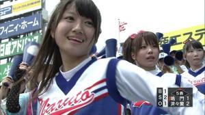 高校野球で一生懸命応援するチアガールが美人すぎる件のサムネイル画像