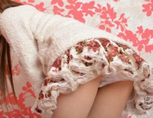 純真無垢な女性のパンツといえばやっぱり純白でしょうのサムネイル画像