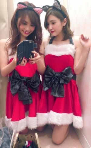 サンタコスエロ画像114枚!ムスコをホワイトクリスマスにする超エロいサンタの女の子たちwwwのサムネイル画像