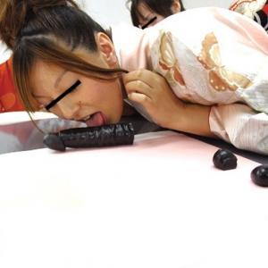 お年玉特番 初詣でGETした振袖姿の素人娘たちがお年玉を賭け白熱!!強制姫初めゲームのサムネイル画像