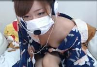 ライブチャットキャプエロ画像。浴衣を脱いで見せる肩がすんげーエロいwwのサムネイル画像