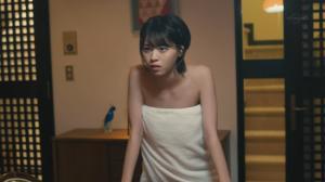 入浴上がりの西野七瀬のエロい身体で浴場w【電影少女gif画像】のサムネイル画像