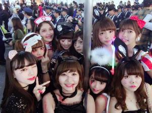 2016年渋谷のハロウィンも大いに盛り上がった様子。落ち着いてきたしまとめてみたよ!のサムネイル画像