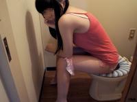 トイレで用を足す彼女を撮影しました。的な画像集めてみました!のサムネイル画像
