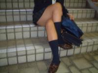 美脚な素人大集合!足組みってなんでエロいんだろう。のサムネイル画像